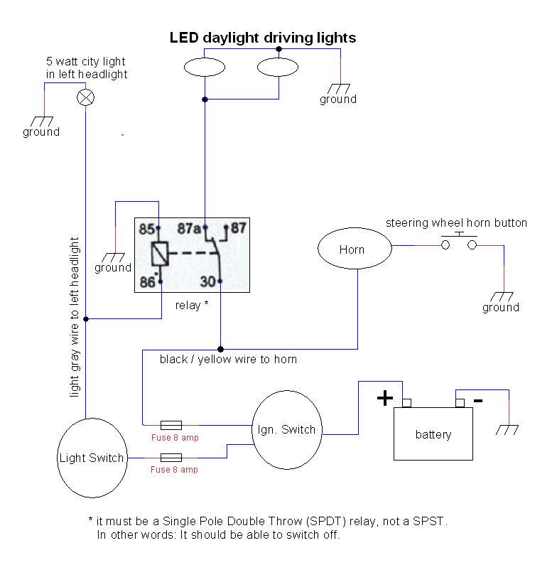 Superb Hella Spotlight Relay Wiring Diagram Basic Electronics Wiring Diagram Wiring Database Gramgelartorg